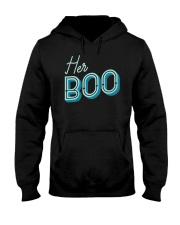 Her Boo Hooded Sweatshirt thumbnail