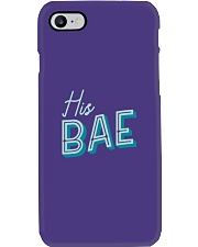 His Bae Phone Case tile