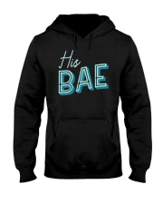His Bae Hooded Sweatshirt tile
