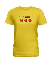 Player 1 Ladies T-Shirt thumbnail