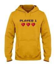 Player 1 Hooded Sweatshirt thumbnail