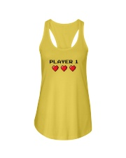 Player 1 Ladies Flowy Tank thumbnail