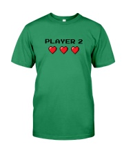 Player 2 Premium Fit Mens Tee thumbnail
