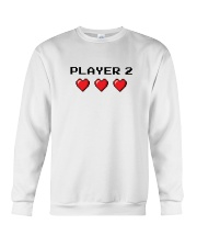 Player 2 Crewneck Sweatshirt thumbnail