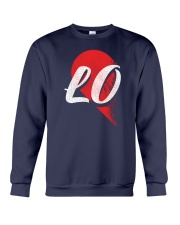 LO Left Half of Heart Crewneck Sweatshirt thumbnail