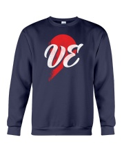 VE Right Half of Heart Crewneck Sweatshirt thumbnail