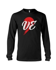 VE Right Half of Heart Long Sleeve Tee thumbnail