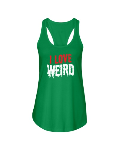 I Love Weird
