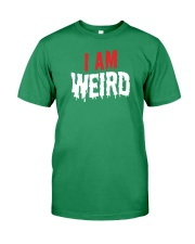 I Am Weird  Premium Fit Mens Tee thumbnail