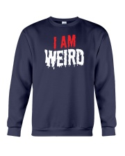 I Am Weird  Crewneck Sweatshirt thumbnail
