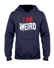 I Am Weird  Hooded Sweatshirt thumbnail