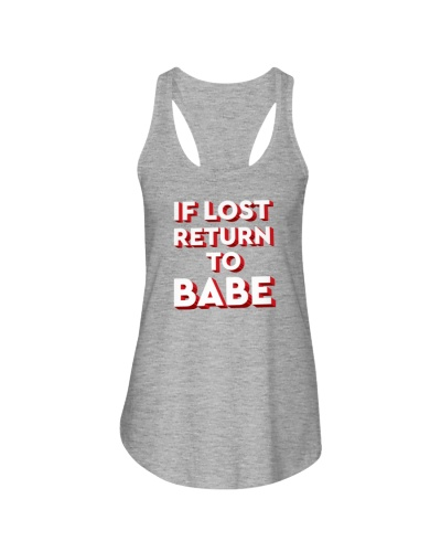 If Lost Return to Babe