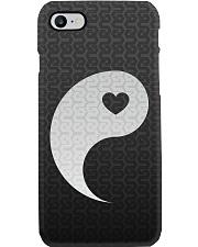 Yin Yang 1 of 2 Phone Case thumbnail