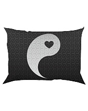 Yin Yang 1 of 2 Rectangular Pillowcase thumbnail