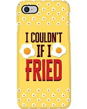 I Couldn't If I Fried Phone Case thumbnail