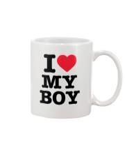 I Love My Boy Mug thumbnail