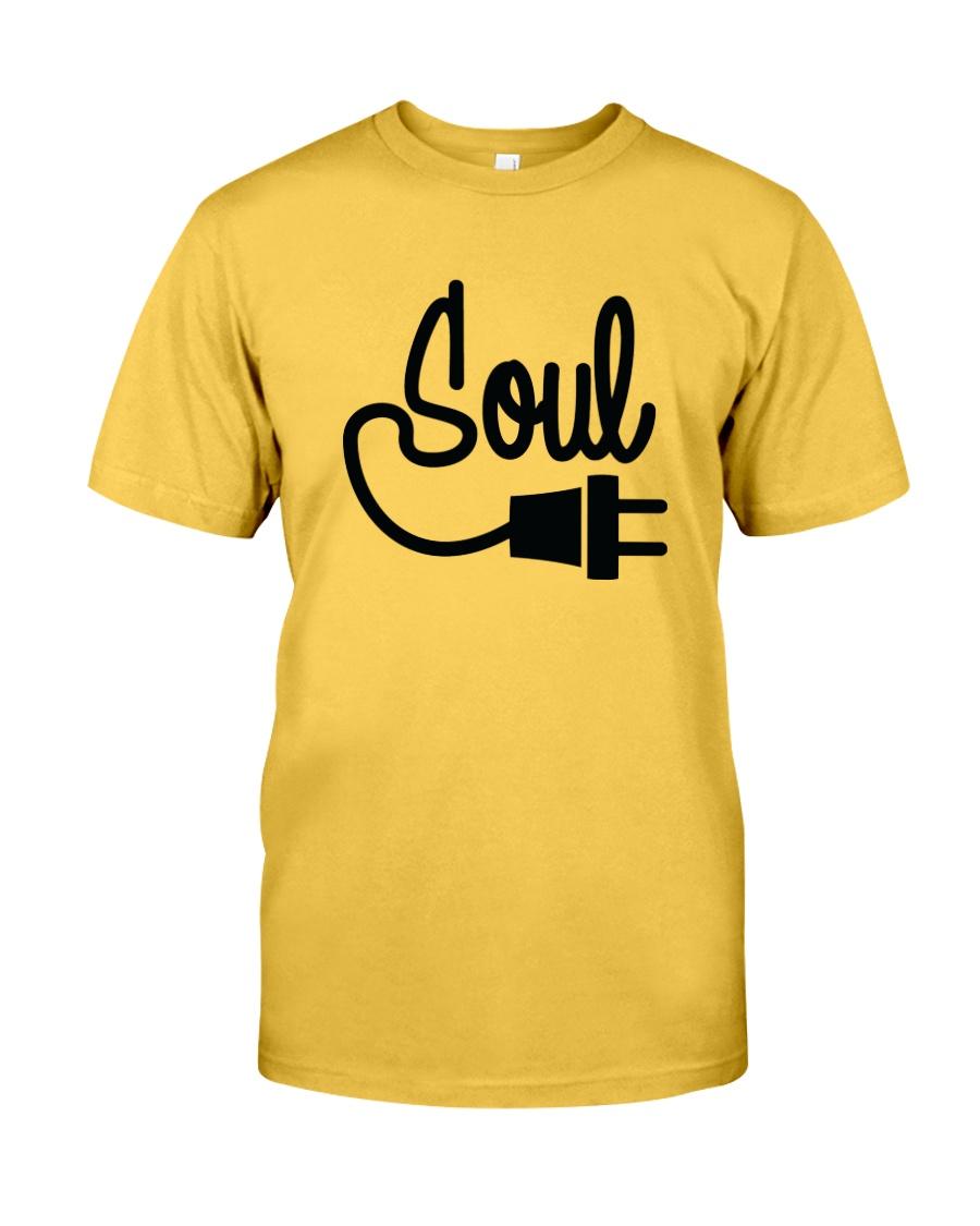 Soul Mate Left Side Classic T-Shirt