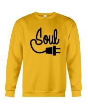 Soul Mate Left Side Crewneck Sweatshirt thumbnail