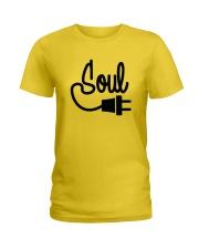 Soul Mate Left Side Ladies T-Shirt thumbnail