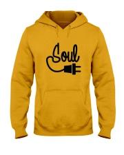 Soul Mate Left Side Hooded Sweatshirt thumbnail