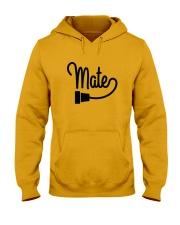 Soul Mate Right Side Hooded Sweatshirt thumbnail