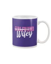 Girlfriend Wifey Mug thumbnail