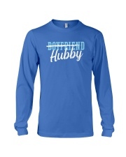 Boyfriend Hubby Long Sleeve Tee thumbnail