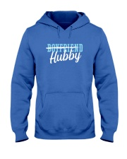 Boyfriend Hubby Hooded Sweatshirt thumbnail