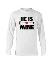 He Is Mine Long Sleeve Tee thumbnail