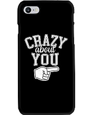Crazy About You Right Phone Case thumbnail
