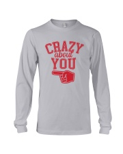 Crazy About You Left Long Sleeve Tee thumbnail