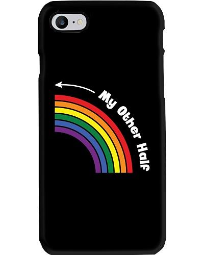 My Other Half Rainbow Left