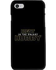 Best Hubby In The Galaxy Phone Case thumbnail