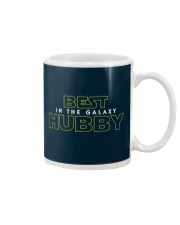 Best Hubby In The Galaxy Mug tile