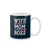 Wife Mom Boss Mug thumbnail