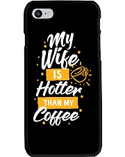 Hotter Than my Coffee Phone Case thumbnail