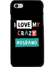 I Love my Crazy Husband Phone Case thumbnail