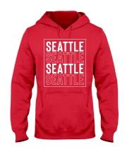 Seattle 4x Hooded Sweatshirt thumbnail