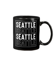 Seattle 4x Mug thumbnail