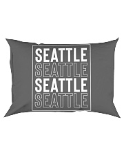 Seattle 4x Rectangular Pillowcase thumbnail