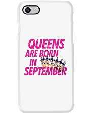 Queens Are Born in September Phone Case thumbnail