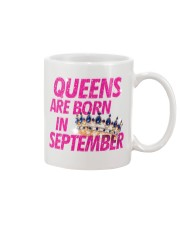 Queens Are Born in September Mug thumbnail