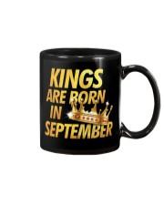 Kings Are Born in September Mug thumbnail
