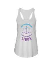 September Girl an Amazing Libra Ladies Flowy Tank thumbnail