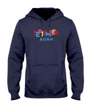 September Born Hooded Sweatshirt tile