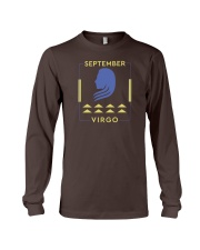 September Virgo Long Sleeve Tee tile