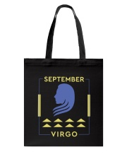 September Virgo Tote Bag thumbnail