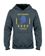 September Virgo Hooded Sweatshirt tile