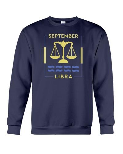September Libra