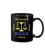 September Libra Mug thumbnail